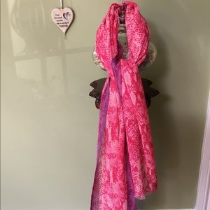 Juicy Couture 100% Wool Scarf